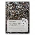 Tonymoly Pureness 100 Mask Sheet 水分100面膜 - Caviar 魚子
