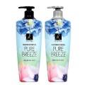 Elastine 伊絲婷 De Perfume Pure Breeze Set 高雅自信香水洗髮套裝
