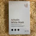 (NEW) UGB Dong An Arbutin Mask UGB童顏熊果素美白面膜 10片