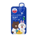 MEDIHEAL X LINE FRIENDS N.M.F. Aquaring Ampoule Mask 高效特強保濕導入面膜 10片